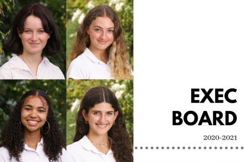 The Executive Board next year will be comprised entirely of seniors. The position of Student Body President goes to the rising senior with the most votes; in this case, there was a tie for president, and margins between all four candidates were so close that there will be a runoff election during Friday