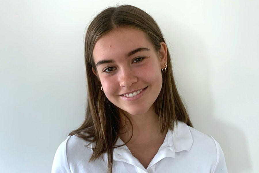 Greta Irvine