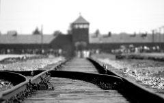 One of the many railroads that led to the largest concentration camp in World War II, Auschwitz in Poland. As emerging generations are becoming more distanced from the events of the Holocaust, education of this genocide should be mandatory throughout the United States.