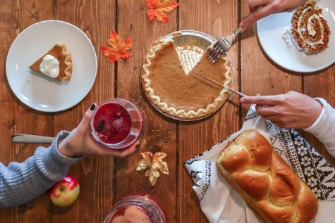 "Due to COVID-19 restrictions and curfews in Los Angeles County, plans may be altered for Thanksgiving break. Junior Isabella Specchierla describes this ""abnormal"" Thanksgiving ""as a time to be closer with family."""