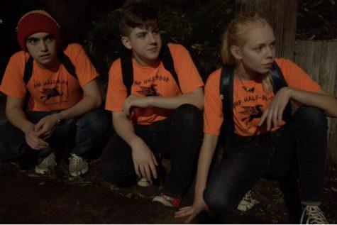 'The Lightning Thief' strikes again: Chryss-Connell creates, produces Percy Jackson web series