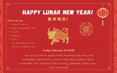 Lunar New Year celebrations for the Year of the Ox were translated onto an online space. A wide range of activities and learning opportunities were planed and executed by Chinese class students.