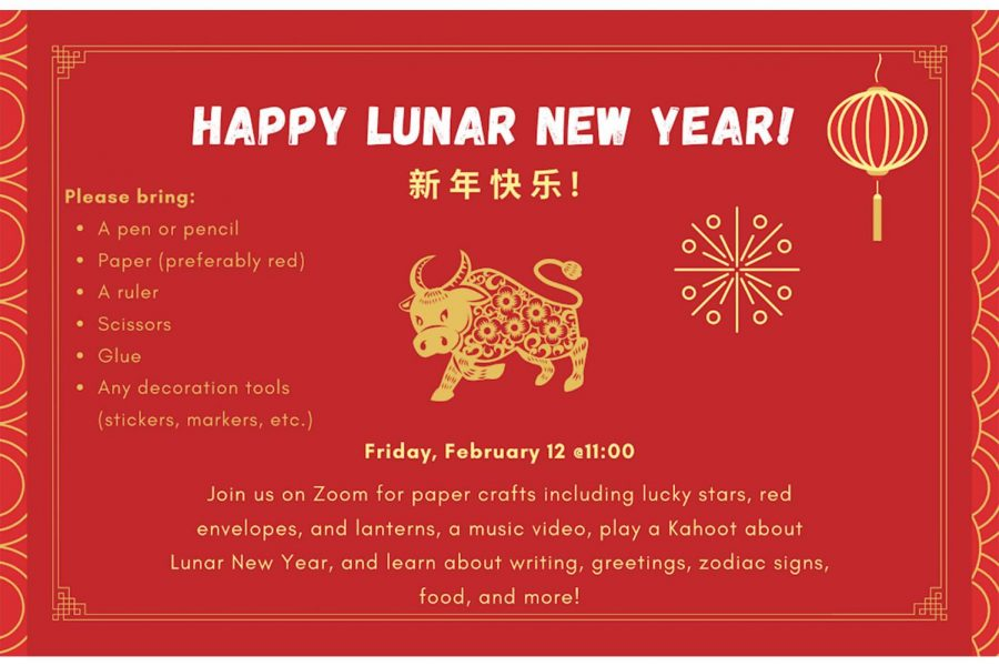 Lunar+New+Year+celebrations+for+the+Year+of+the+Ox+were+translated+onto+an+online+space.+A+wide+range+of+activities+and+learning+opportunities+were+planed+and+executed+by+Chinese+class+students.+