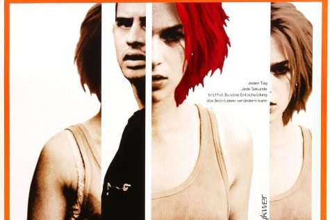 "German film, ""Run Lola Run,"" released in 1998, follows Lola on her attempt to save her criminal boyfriend. The upbeat plot, clever cinematography, and captivating protagonists  make the foreign film a"
