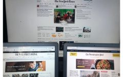 In honor of Scholastic Journalism Week, students reflected on their media consumption. The Oracle put together a survey for students to fill out with the purpose of reflecting on media consumption and literacy.