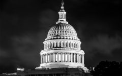 The United States Capitol building stands after a violent insurrection on Jan. 6, 2021, that killed 5 and injured more than 140. Donald Trump has been impeached for his role in inciting the insurrection.