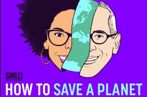 "Podcasts like ""How To Save A Planet"" and ""The Daily"" are perfect for long walks or drives! A great way to change up your daily routine and become more informed about our world is through educational and impactful podcasts. Start with these two!"
