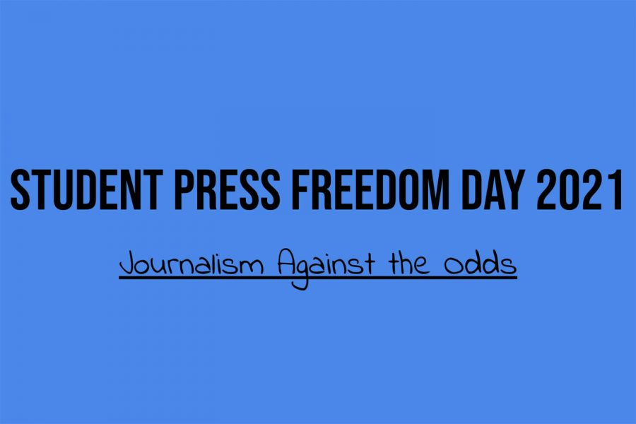 Oracle editors reflect on scholastic journalism for Student Press Freedom Day