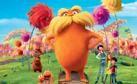 """The Lorax"" is an activist-invoking tale ahead of it"