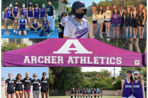 From soccer to swimming, basketball to softball and tennis to track, Archer Athletics are culminating their seasons that were met with metal fortitude and joy according to Director of Athletics Kim Smith. COVID-19 didnt stop teams from training, practicing and competing in the 2020-2021 seasons.
