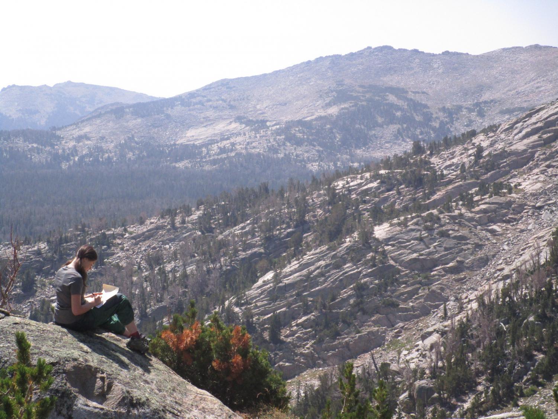 Eleventh+grade+Arrow+Week%3A+A+photo+journey+through+Wyoming