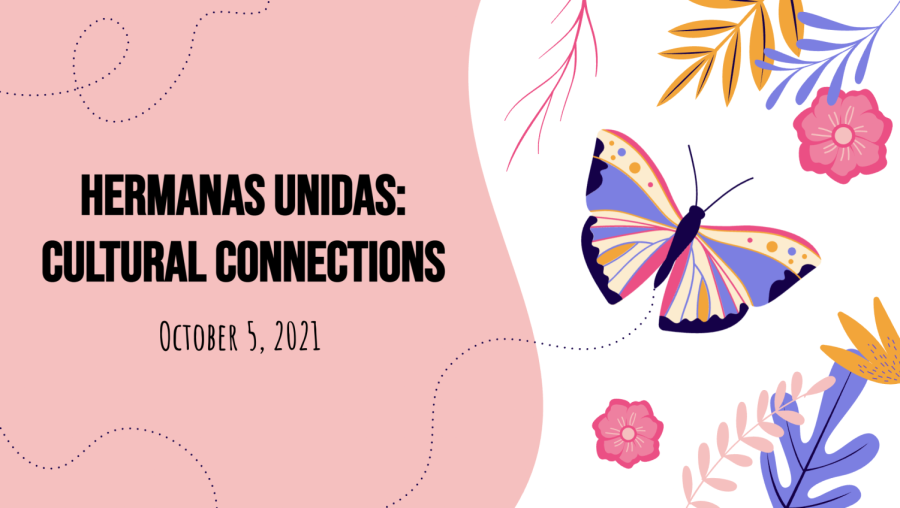 On Wednesday, Oct. 6 Hermanas Unidas presented during Upper School Community Connections. The affinity club introduced their executive board, mission statement and theme of the year. They also spotlighted members of the community in honor of Hispanic Heritage Month which lasts from Sept. 15 to Oct. 15.